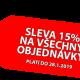 Sleva 15%